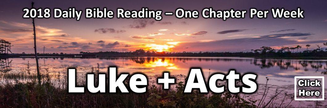 2018 Bible Reading Clicker